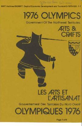 1976 Olympics Government of the NWT Arts and Crafts